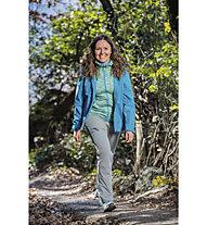 Meru Jhula - Pantaloni lunghi trekking - donna, Grey
