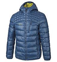Meru Abbotsford - giacca con cappuccio trekking - uomo, Blue