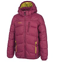 Meru Jk Bayham Jr Kinder Winterjacke wattiert, Red