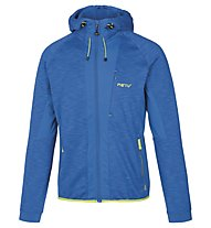 Meru Kitchener Melange - Fleecejacke Wandern - Herren, Light Blue