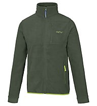 Meru Jk Lethbridge M Herren Fleecejacke, Dark Green