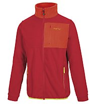 Meru Lethbridge - Fleecejacke - Herren, Red