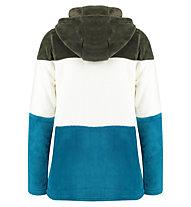 Meru Jonava - giacca in pile - donna, Blue