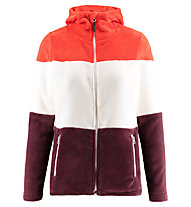 Meru Jonava - Fleecejacke mit Kapuze - Damen, Brown