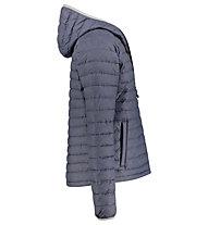 Meru Kaipo - giacca trekking con cappuccio - uomo, Blue Night