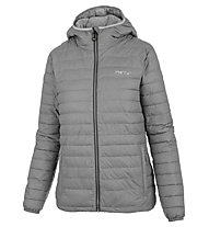 Meru Kaipo - giacca trekking con cappuccio - donna, Grey