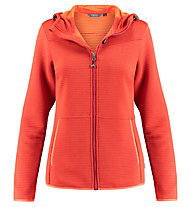 Meru Kalamata - Fleecejacke mit Kapuze - Damen, Orange