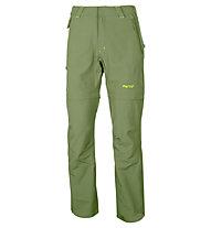 Meru Kamet - Zip-Off Wander- und Berghose - Herren, Green