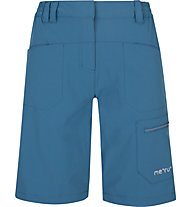 Meru Kaponga Bermuda - Wanderhose - Damen, Light Blue