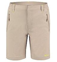 Meru Kaponga Zip Off - pantaloni trekking - uomo, Light Brown
