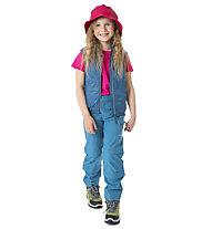 Meru Karamea - pantaloni da trekking - bambino, Light Blue