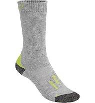 Meru Kardung Trekking (1 paio) - calzini lunghi, Grey