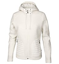 Meru Kaunas Wolljacke Damen, Off White