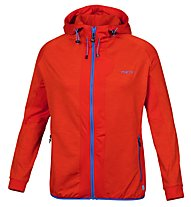 Meru Kitchener - giacca softshell trekking - donna, Orange