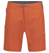 Meru Kumeu Short - Wanderhose kurz - Herren, Orange