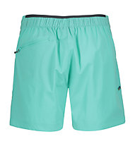 Meru Kumeu W - pantaloni corti trekking - donna, Light Green