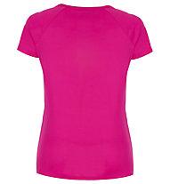 Meru Kuratau - t-shirt trekking - donna, Pink