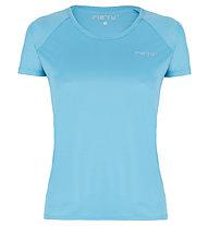 Meru Kuratau - t-shirt trekking - donna, Light Blue