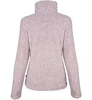 Meru Kurgan - giacca in pile - donna, Pink