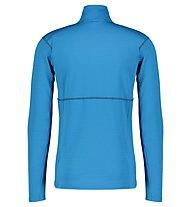 Meru Langesund - maglia in pile - uomo, Blue