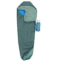 Meru Lanka 11° - Schlafsack, Grey/Blue