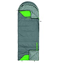 Meru Lanka Comfort - Schlafsack, Grey/Green