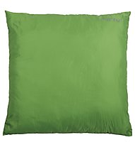 Meru Lanka Pillow Large - Kissen, Green/Grey