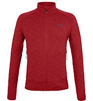 Meru Lepperton - giacca in pile - uomo, Red