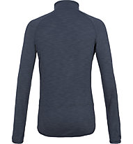 Meru Lepperton - giacca in pile - uomo, Dark Blue