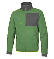 Meru Letherbridge Man Herren Fleecejacke, Bottlegreen