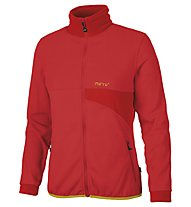 Meru Letherbridge - Damen Fleecejacke, Coral