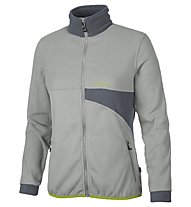 Meru Letherbridge - Damen Fleecejacke, Silver