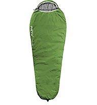 Meru Light Pack - Kunstfaserschlafsack, Green/Grey