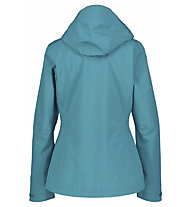 Meru Lillesand W Functional Jkt - Kapuzenjacke - Damen, Light Blue