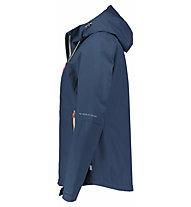 Meru Lillesand W Functional Jkt - giacca con cappuccio - donna, Dark Blue