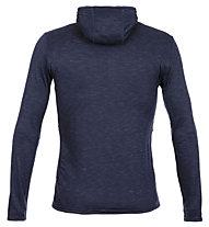 Meru Malaga - giacca in pile - uomo, Blue