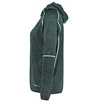 Meru Megara - giacca in pile - donna, Green