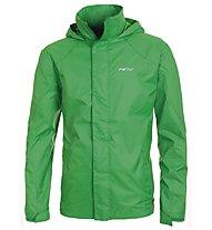 Meru Rain - giacca antipioggia trekking - uomo, Green