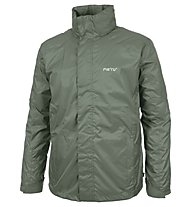 Meru Rain - giacca antipioggia trekking - uomo, Dark Green