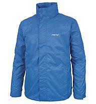 Meru Rain - giacca antipioggia trekking - uomo, Azure