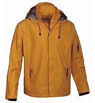 Meru Hardshell - Giacca con cappuccio trekking - uomo, Orange