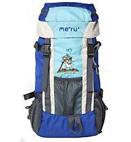 Meru Meruli 15 - zaino escursionismo - bambino, Blue/White