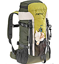 Meru Meruli 15 - Kinderrucksack, Green/Yellow