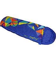 Meru Meruli Jr -Schlafsack, Blue/Multicolor