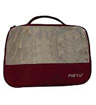 Meru Mesh Bag Color - custodia con rete, Red