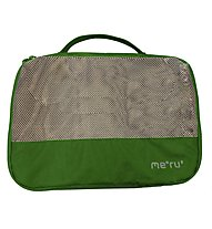 Meru Mesh Bag Color - custodia con rete, Green