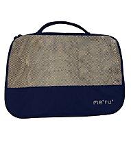 Meru Mesh Bag Color - custodia con rete, Blue