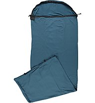 Meru Microfleece Inlet, Indian Teal