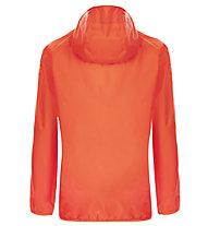 Meru Mimizan - Regenjacke mit Kapuze - Damen, Orange