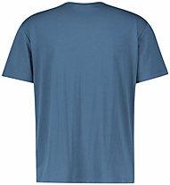 Meru Moss M Single Jersey S/S - T-shirt - Herren, Blue